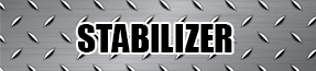 Metal Background Graphic for Stabilizer -Portable Workstation